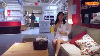 Viral Onani di Toko IKEA